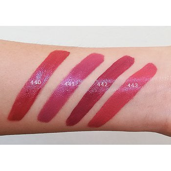 ZAO Refill Lip Ink 442 Chic bordeaux
