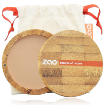 ZAO Compact Powder 303 Brown Beige
