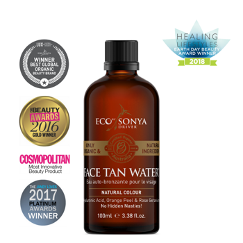 Eco by Sonya Face Tan Water Selvbruning 100ml