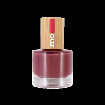ZAO Nailpolish 667 Amaranth pink