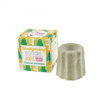 LAMAZUNA Solid Pin Shampoo for normal hair 55g
