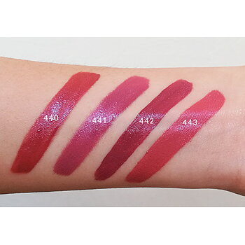ZAO Refill Lip Ink 443 Strawberry