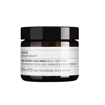 EVOLVE Bio-Retinol Gold Mask 60ml