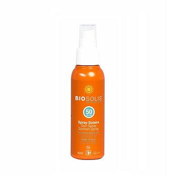 BIOSOLIS Sun Spray SPF 50 100ml