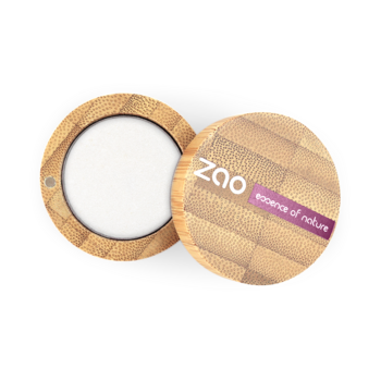 ZAO Pearly Eye Shadow 101 White