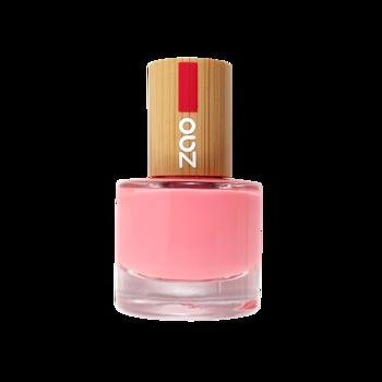 ZAO Nailpolish 654 Hot pink