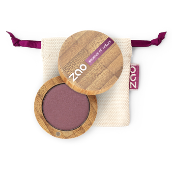 ZAO Pearly Eye Shadow 104 Garnet