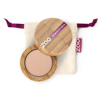 ZAO Pearly Eye Shadow 105 Golden Sand