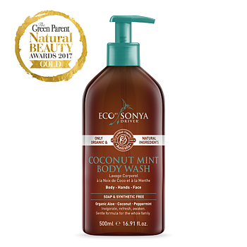 Eco by Sonya Coconut Mint Body Wash 500ml
