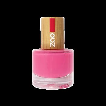 ZAO Nailpolish 657 Fuchsia Pink