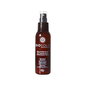 BIOSOLIS Self-Tanning Moisturizing Spray 100ml