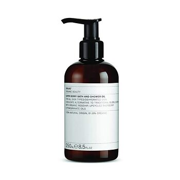 EVOLVE Super Berry Bath and Shower Oil 250ml