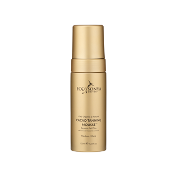 Eco by Sonya Cacao Tanning Mousse Selvbruning 125ml