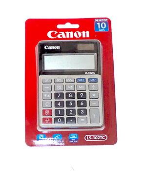 Canon Räknare LS-102TC