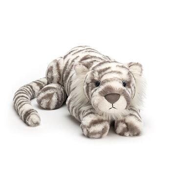 Gosedjur Sacha Snow Tiger