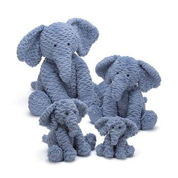 Gosedjur Fluffiga Elefanten
