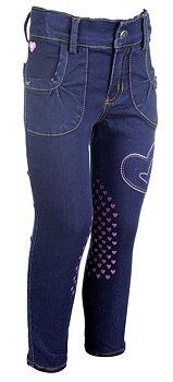 Ridbyxa -Bellamonte Horses- silikon-knäs.