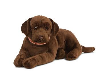 Gosedjur Chokladbrun Labrador Stor