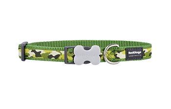 Hundhalsband Camouflage GRÖN