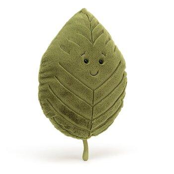 Gosedjur grönt Boklöv 41cm