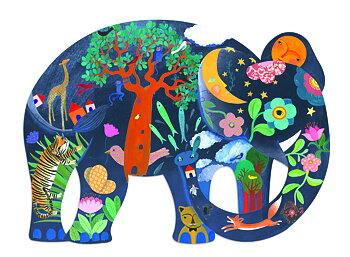 Pussel Puzz´Art, Elefant