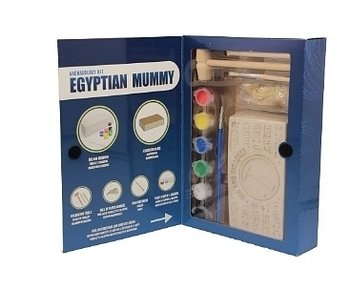 Leksak vetenskap Egyptian Mummy Excavation Kit