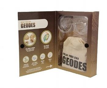 Leksak vetenskap Bryt din egen Geod Kit