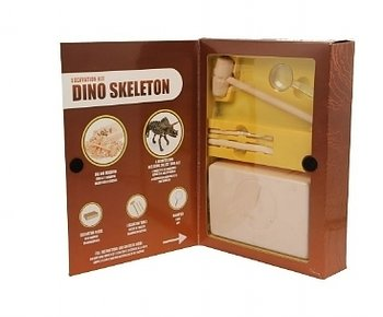 Leksak vetenskap Dino Skeleton Excavation Kit