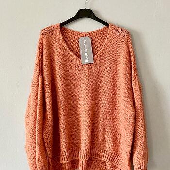 MOJO - mjukaste tröjan.... - one size, ENGLISH ROSE