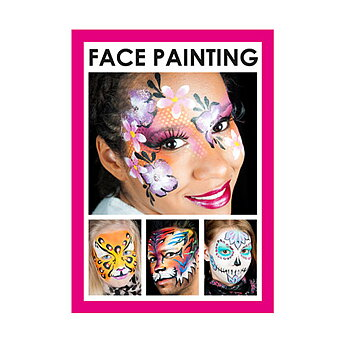 Inspirationshäfte Face Painting - Grimas