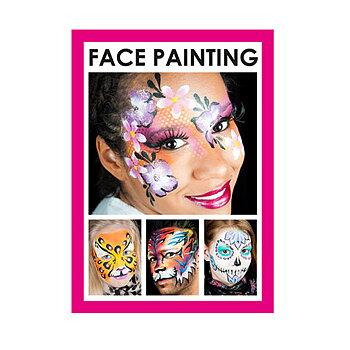 Inspirationshäfte Face Painting - Grimas