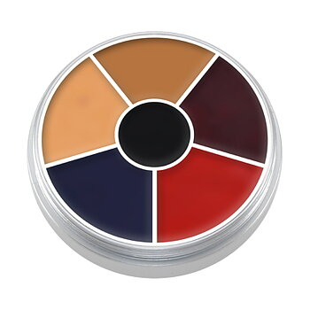 "Cream Color Circle ""Burned Skin"" 30 gr - Kryolan"