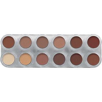 Grimas Ögonskugga / Rouge Palett RZ 12 färger