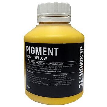 Jesmonite Pigment Klargul 100 gr