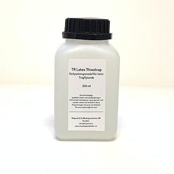 Förtjockningsmedel för latex TR - 250 ml (Trögflytande)