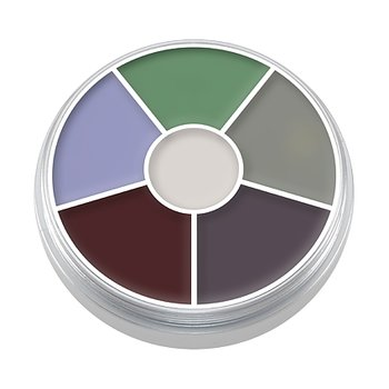 "Cream Color Circle ""Creature Feature"" 30 gr - Kryolan"