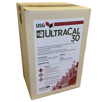 Ultracal 30 Gips - 15 Kg