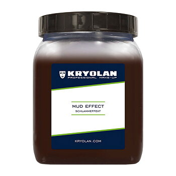 Mud Effect Mörk Brun 750 ml - Kryolan