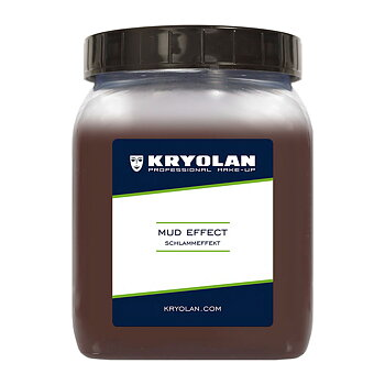 Mud Effect Brun 750 ml - Kryolan