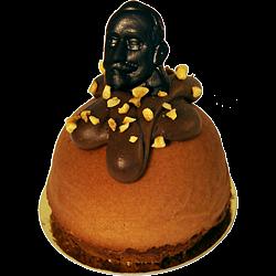Gustav Adolfsbakelse Brun