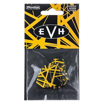 Dunlop EVH® VH II Eddie Van Halen Plektrat (6-Pack)