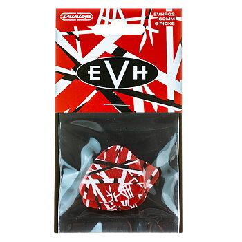 Dunlop EVH® Frankenstein Eddie Van Halen Plektrat (6-Pack)