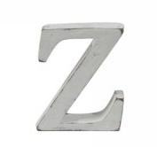Bokstäver i shabby chic vitmålat trä A-Z