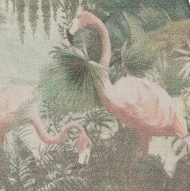 Necessär liten sminkväska Pink Flamingo Au Maison