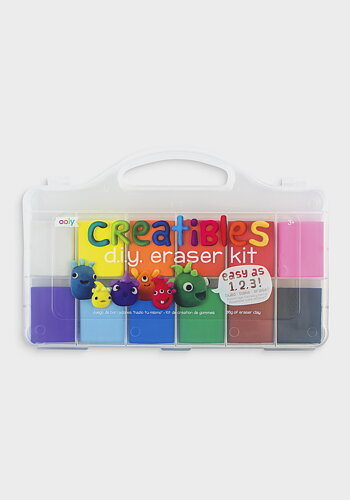 DIY Erasers kit, Creatibles