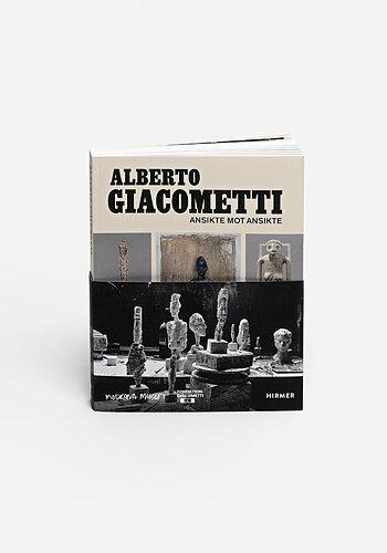 Alberto Giacometti, Ansikte mot ansikte