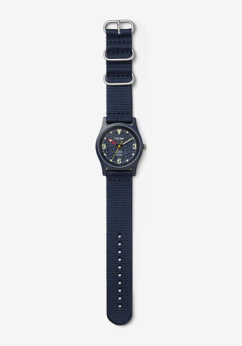 Watch, Ocean Plastic, Blue