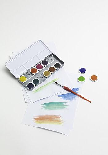 Akvarellset