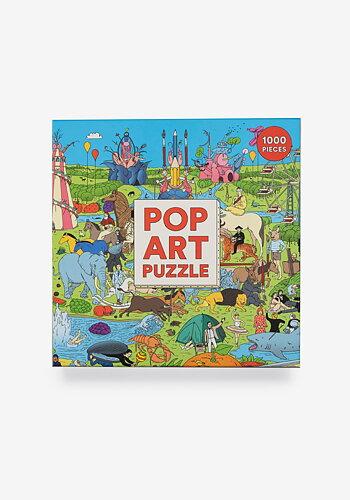 Puzzle, Pop Art