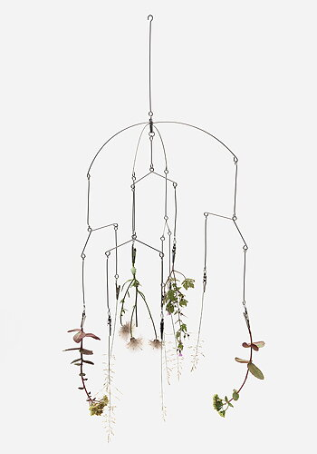 Hanging mobile, Klipp